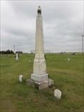 Image for Burnside Obelisk - Alma, Nebraska