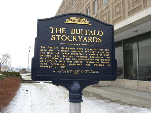 The Buffalo Stockyards