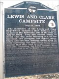 Image for Lewis and Clark Campsite: July 15, 1804