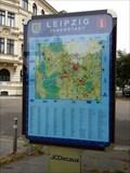 Image for Leipziger Innenstadt - Karte