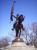 Image for General John Logan Statue - Grant Park, Chicago, IL
