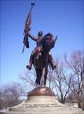 Image for General John Logan Statue - Grant Park, Chicago, IL