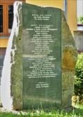 Image for Adolf Doubal and Karel Bergman - Trhova Kamenice, Czech Republic