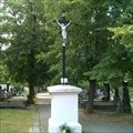 Image for Central Cross On Pchery Cemetery, Czechia