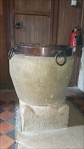 Image for Norman Tub Font - St Leonard - Grateley, Hampshire