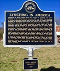 Image for Lynching In America  - Brighton, AL