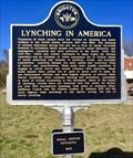 Image for Lynching In America  - Brighton, AL
