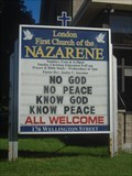 Image for London First Church of the Nazerene - London, Ontario