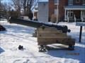 """Image for """"12 Pounder"""" La canon de la Guerre 1812, Lacolle, Qc"""