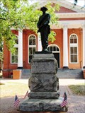 Image for Confederate Soldier's Memorial - Leesburg, Virginia