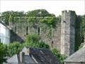Image for Brecon Castle - Ruin - Wales. Great Britain.
