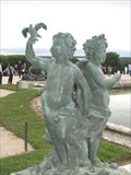 Image for Cherubim at Versailles (Southwest Corner) - Versailles, France