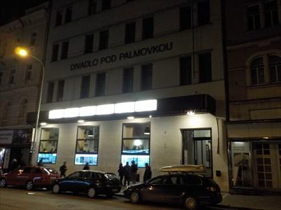 Divadlo pod Palmovkou / Praha - Liben, CZ