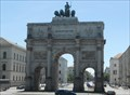 Image for Siegestor - Munich, Germany