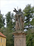 Image for St. Bernard of Clairvaux - Plasy, Czech Republic