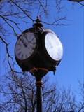 Image for Oklahoma Centennial Clock - OSU - Stillwater, OK