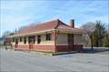 Image for West Barnstable Railroad Depot - West Barnstable Village--Meetinghouse Way Historic District - Barnstable MA