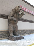Image for Grizzly Bear - Hinton, Alberta