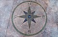 Image for Fire Station #1 Compass Rose - Kelowna, BC