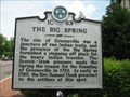 Image for The Big Spring - 1C 63 - Greeneville, TN