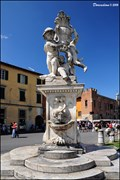 Image for La Fontana dei putti / The Fountain with Angels (Pisa)