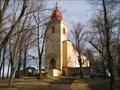 Image for Kostel sv. Jana Krtitele, Lichoceves-Noutonice, CZ