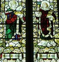 Image for WW1 Memorial Windows - Church of St Nicholas & St John - Pembroke, Wales