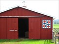 Image for Dutchman's Puzzle Barn Quilt - Lima, NY