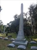 Image for Porter Family Obelisk - Jacksonville, FL