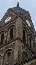 Image for Uhr an der Katholische Kirche St. Martin - Engers - RLP - Germany