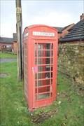 Image for Red Telephone box - Caldecote, Northamptonshire, NN12 8AG