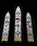 Image for Stained Glass Windows - St Peter - Parwich, Derbyshire