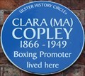 Image for Clara Copley - Donegall Pass, Belfast, UK