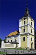 Image for Kostel Panny Marie Bolestné  /  Church of Our Lady of Sorrows - Jicín (East Bohemia)