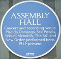 Image for Assembly Hall - Forest Road, London, UK