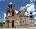 Image for Mother Cathedral of Holy Etchmiadzin (Armavir province - Armenia)