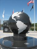 Image for Veterans Memorial Plaza Globe – Dubuque, IA