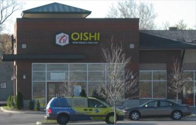 Oishi Sushi Bar & Steakhouse