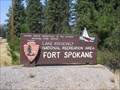 Image for Lake Roosevelt National Recreation Area / Fort Spokane - Davenport, WA