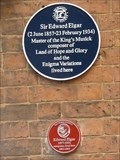 Image for Sir Edward Elgar, Worcester, Worcestershire, England