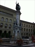 Image for Berna Fountain and Asteroid 1313 Berna - Bern, Switzerland