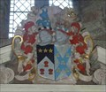Image for Coat of Arms, St Cassian's, Chaddesley Corbett, Worcestershire, England