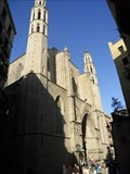 Image for Santa Maria del Mar - Barcelona, Spain