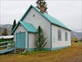 Image for St. Mary's Anglican Church - Rock Creek, BC