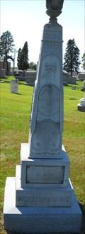 Image for Samuel W. Railsback - Shiloh Cemetery - Hiawatha, Ia.