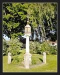 Image for Wayside shrine (Boží muka) - Vežnice, Czech Republic