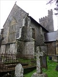 Image for St Martins - Medieval Church - Laugharne, Carmarthenshire, Wales.
