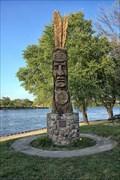 Image for HO-MAH-SHJAH-NAH-ZHEE-GA (Standing Proud) - Ottawa IL