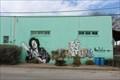 Image for Jimi Hendrix Mural - Denton, TX