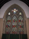 Image for All Saints' Church Windows - Ridgmont, Bedfordshire, UK